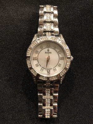 Bulova Mother of Pearl Ladies Watch for Sale in Phoenix, AZ