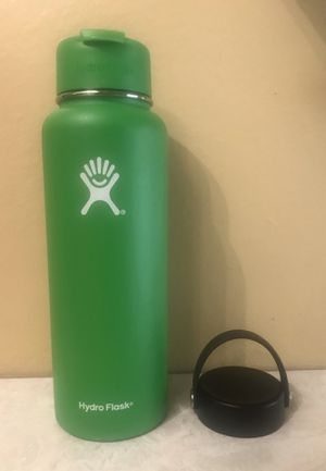 Hydro Flask 40 oz Zest Collection Limited Edition water bottle new lids for Sale in Tempe, AZ