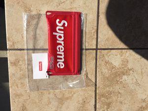 Supreme SealLine Waterproof Case Red for Sale in San Diego, CA