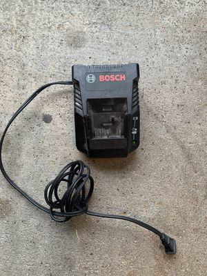 Bosch drill battery charger for Sale in Compton, CA
