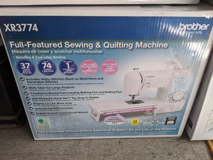 Brother sewing machine brand new for Sale in Cerritos, CA