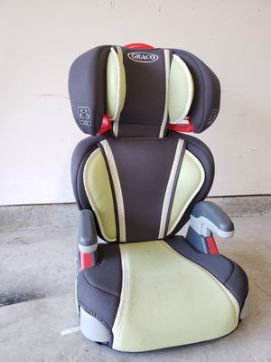 Graco Car Seat Highback Turbo Booster - GREEN for Sale in Houston, TX