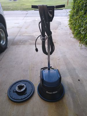 Floor scrubber. for Sale in Plano, TX