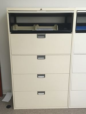 File cabinets (2) for Sale in Washington, DC