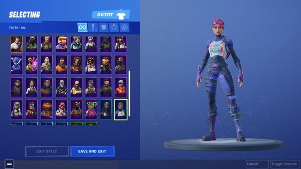 stacked acc fowith trade or paypal can join lobby if needed plz