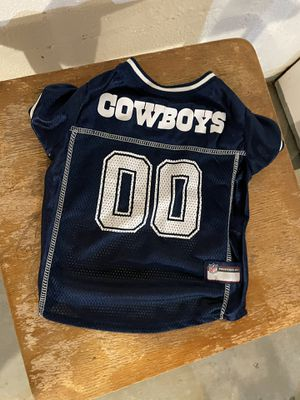 Cowboys Dog Jersey size M for Sale in Parkville, MD