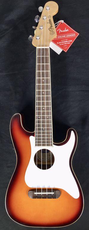 """Fender """"Stratocaster"""" ukulele uke NEW for Sale in Mesa, AZ"""
