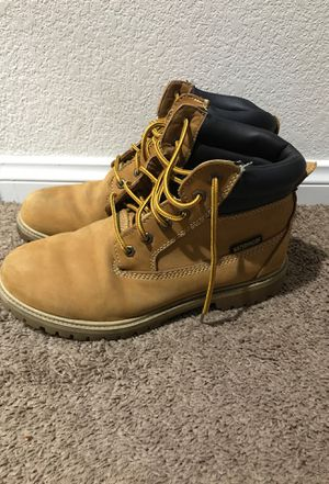 Bramma Work Boots, size 13 , barely worn and new. for Sale in North Las Vegas, NV