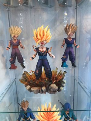 Dragon Ball Z Gohan Resin Statue for Sale in San Antonio, TX