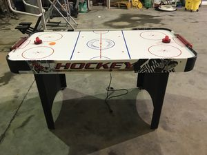 AIR HOCKEY TABLE! for Sale in Winston, GA