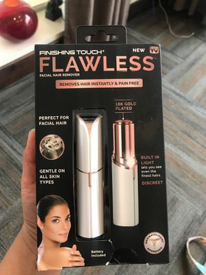 Finishing Touch Flawless Women's Painless Hair Remover for Sale in Salt Lake City, UT