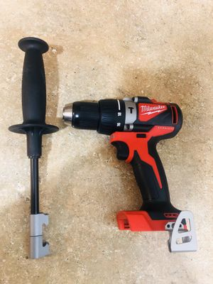 "Milwaukee hammer drill 1/2"" brushless 18 v for Sale in Anaheim, CA"
