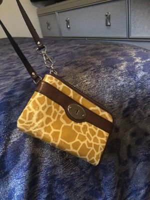 Fossil wristlet for Sale in Houston, TX