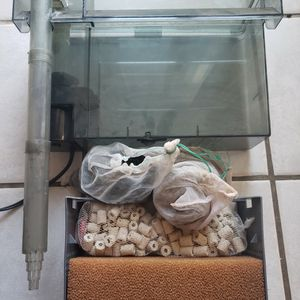 Fluval Aquaclear 110 Aquarium Fish Tank Hob Power Filter for Sale in Westminster, CA