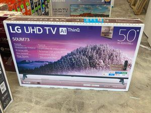 "LG 🎞50"" TV 🎞50UM7300AUE A5 for Sale in Corona, CA"