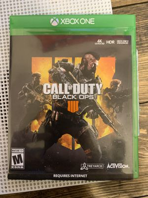 Call of Duty Black ops 4 for Sale in Pearland, TX