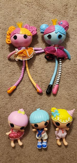 LALALOOPSY DOLL TOYS ALL FOR $15 for Sale in San Diego, CA