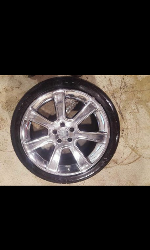 """20"""" SALEEN MUSTANG RIMS AUTHENTIC for Sale in St. Louis, MO"""