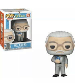 FUNKO POP! ICONS: Dr. Seuss 03 for Sale in Westbury, NY