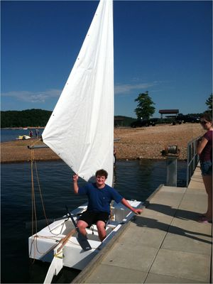Homemade Sailboat for Sale in Rogers, AR