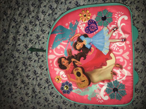Moana and Elena luggage for sale