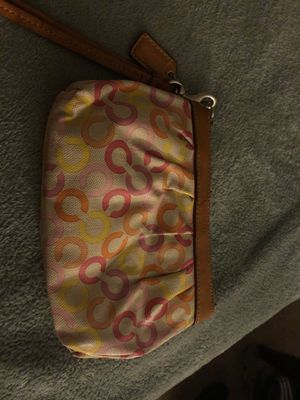 Coach wristlet for Sale in Gaithersburg, MD