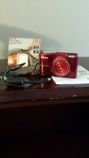 NIXON COOLPIX L30 for Sale in West Palm Beach, FL