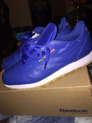 Sz 10 Reebok Classics for Sale in Baltimore, MD