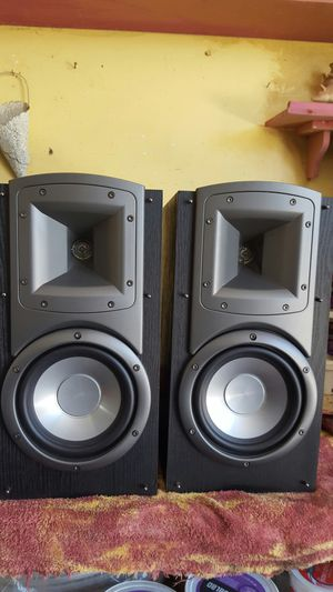 KLIPSCH SYNERGY SPEAKERS for Sale in Norco, CA