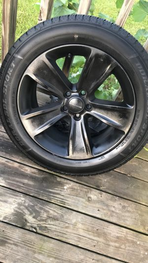 Dodge Charger/Challenger Rims 👍🏽 for Sale in Pontotoc, MS