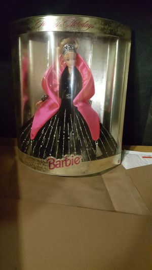 Happy Holidays Barbie for Sale in Poland, NY
