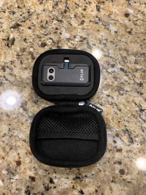 Flir One Pro- (for use with IPhone) for Sale in Montgomery, AL