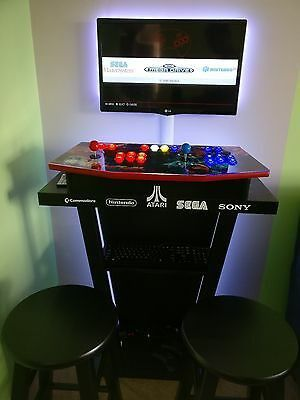 Brand New Custom Gaming Arcade with 2400 hit games for Sale in Smyrna, GA