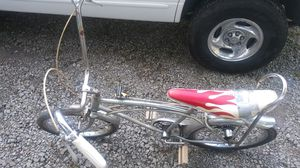 1/12 Vintage Sears CHROME SPYDER 3 speed Muscle bike for Sale in Fort Wayne, IN