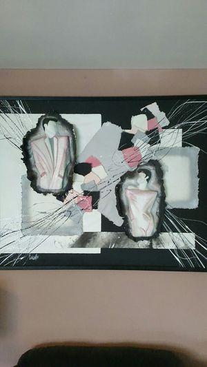Signed Abstract Framed Art for Sale in Smyrna, GA