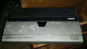 DHD 1600 WATT amplifier for Sale in Snohomish, WA