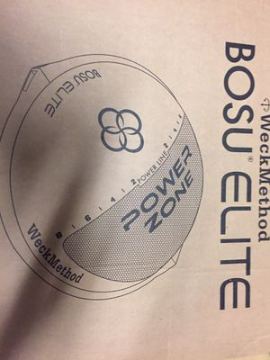 Bosu Elite brand new in box for Sale in San Jose, CA