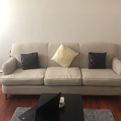 Light Grey Couch for Sale in Addison,  IL