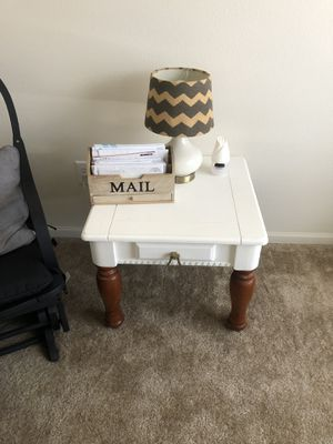 Coffee table and two end tables for Sale in Derby, KS