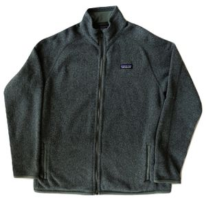 PATAGONIA Synchilla Better Fleece Sweater Sweatshirt Green for Sale in San Diego, CA