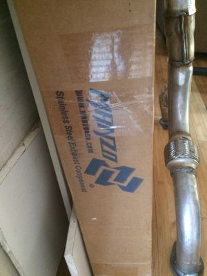 Y flex pipe for coupe for Sale in East Stroudsburg, PA