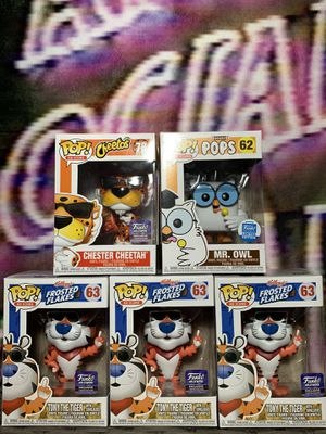 Funko pop Hollywood exclusives for Sale in Los Angeles, CA