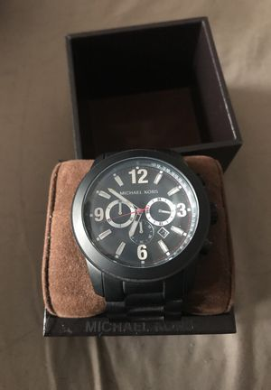 Michael Kors men's watch for Sale in Modesto, CA