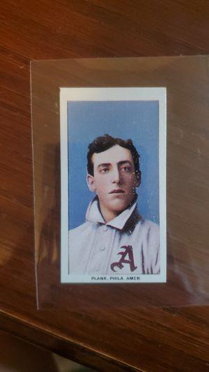 Eddie Plank baseball card for Sale in Tampa, FL