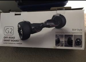 SUV style hoverboard for Sale in Nashville, TN