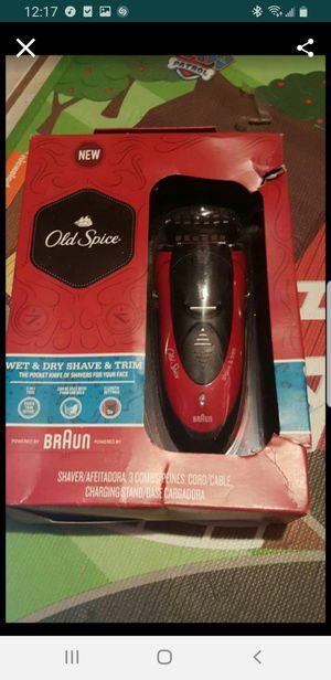Brain old spice electric shaver for Sale in Buckeye, AZ