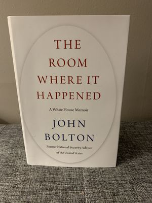 John Bolton book for Sale in Cuyahoga Falls, OH