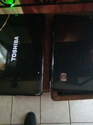 2 laptops for Sale in Lubbock, TX