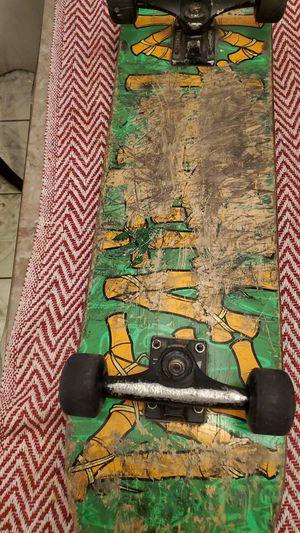 DEATHWISH skateboard with Thunder trucks n wheels for Sale in Las Vegas, NV