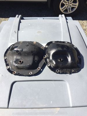 Jeep Wrangler JK Front and Rear Diff Covers for Sale in Puyallup, WA